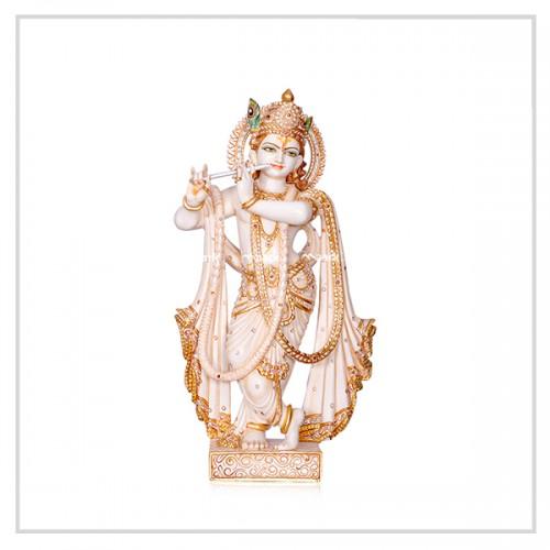 Lord Krishna Decor