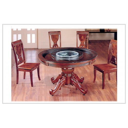 Designed Dining Wooden Table