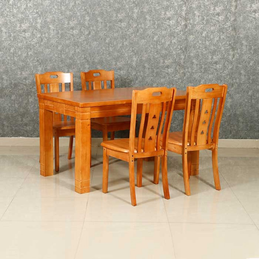 HT DINING TABLE -030-643 1+4