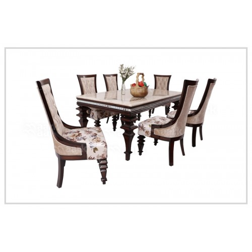 Libra Six Seater Dining Table