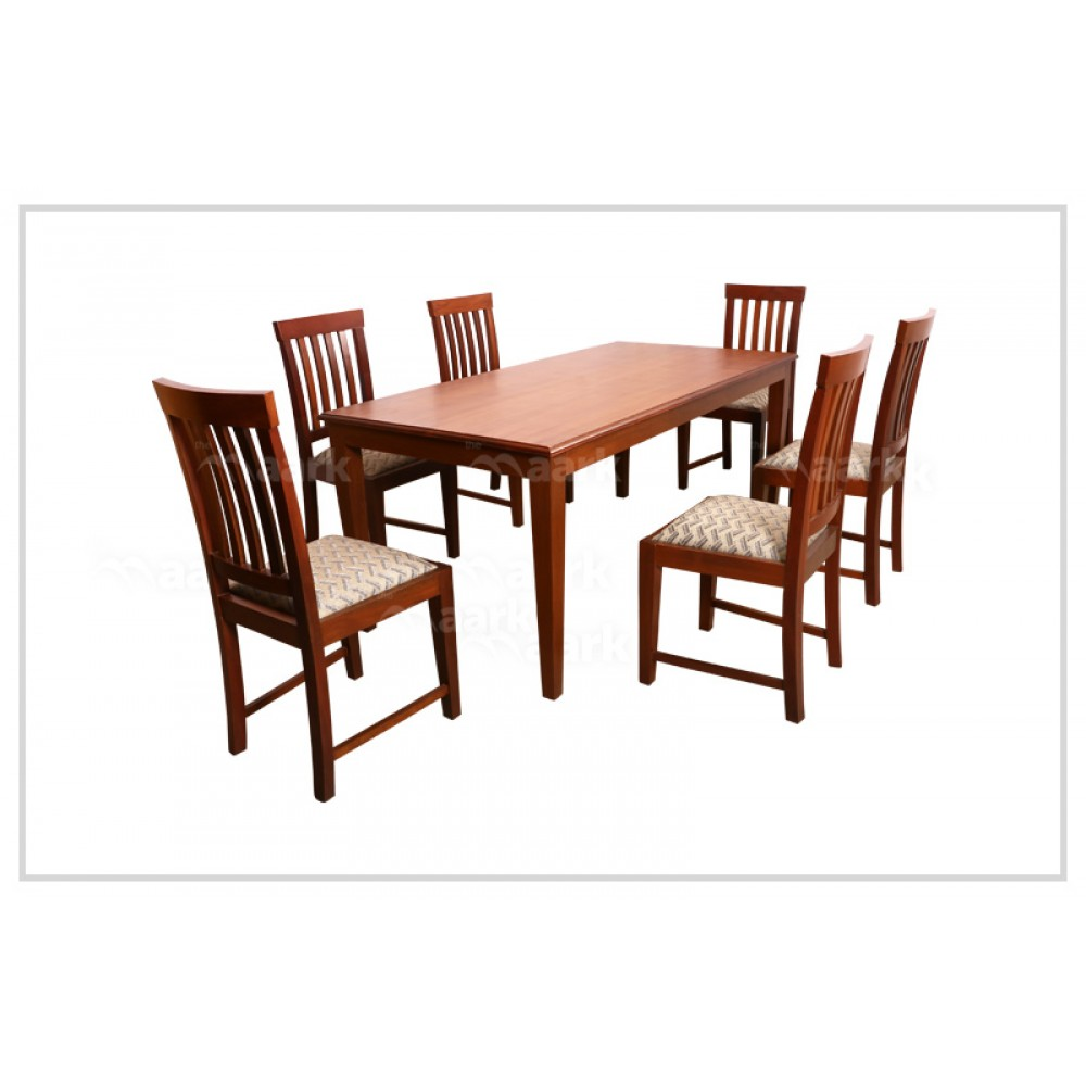 Lines Wooden Dining Table