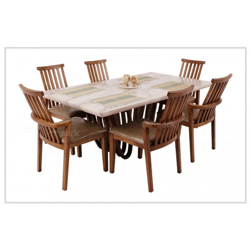 NewPort Wooden Dining Table