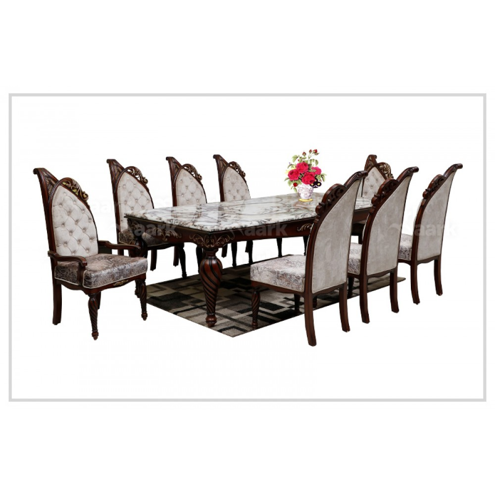 Palace Eight Seater Dining Table