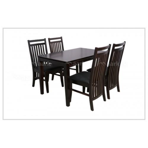 Samurai Four Seater Dining Table