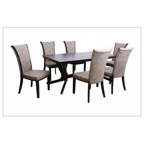Trendly Six Seater Dining Table