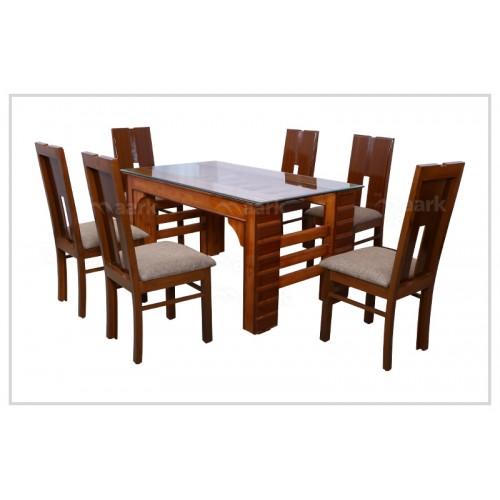 MK LINES DINING 1+6