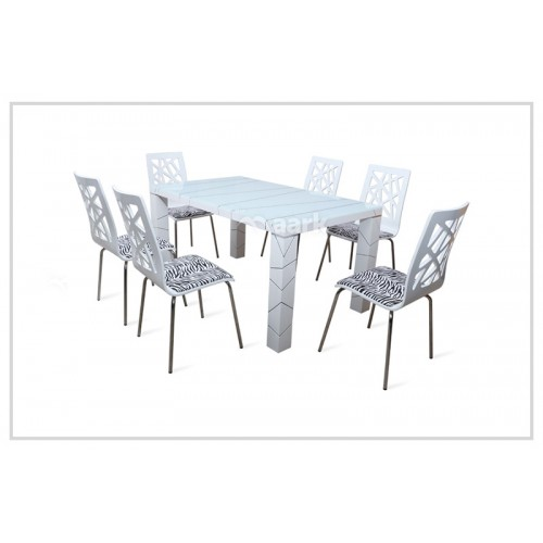 HT Six Seater Dining Table