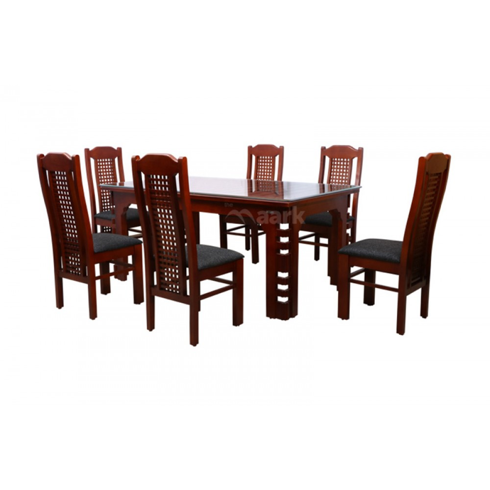 WL Glass Dining Table