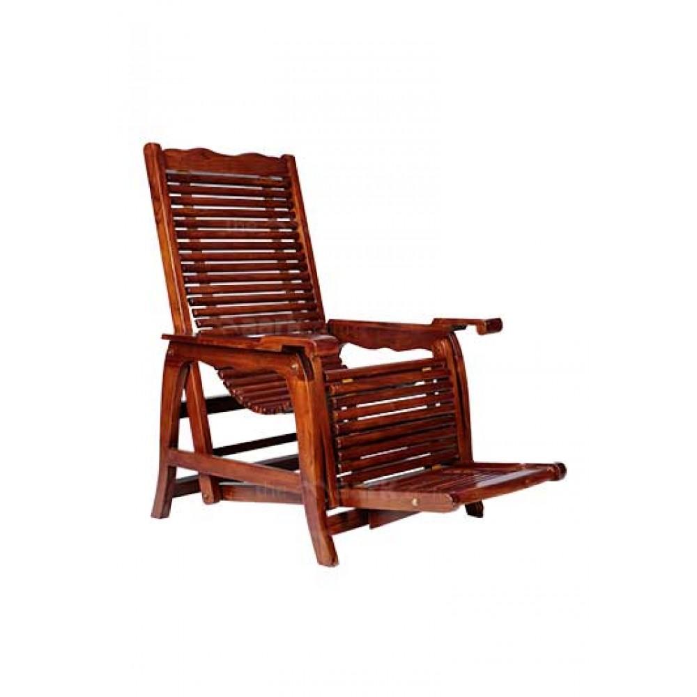 Easy Chair Teak Wood
