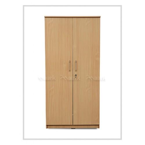 Emilia Wooden Two Door Wardrobe