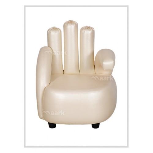 Whitey Finger Style Single Sofa