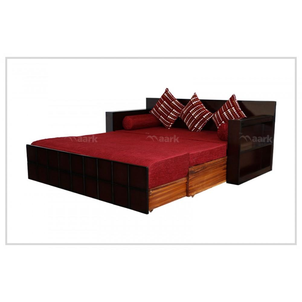 MK 3 Fold Sofa Cum Bed