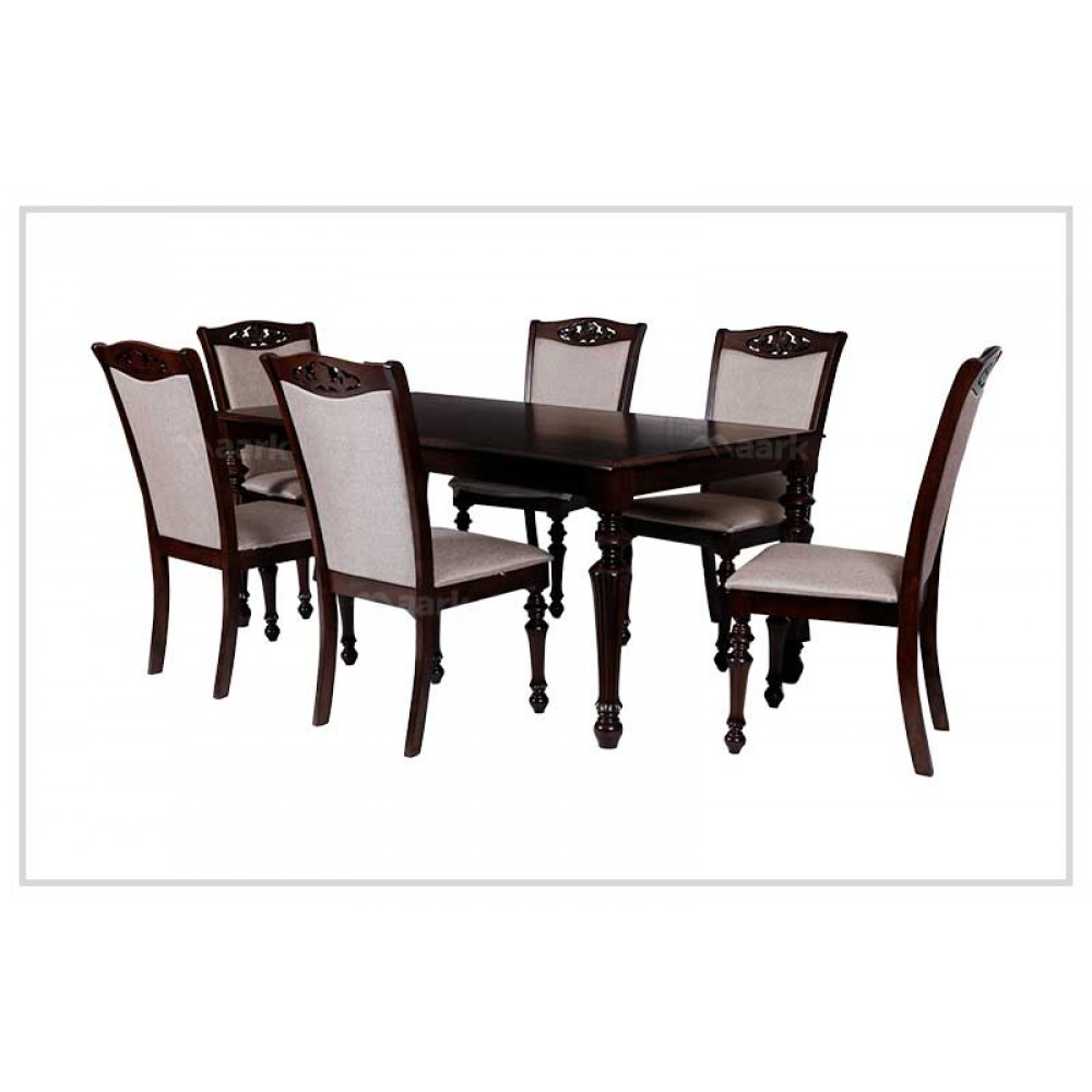Hilton Wooden Dining Table