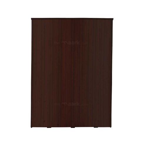 Library Bookshelf brown color