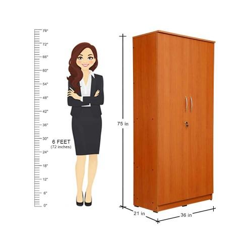 Lussia Two Door Wardrobe