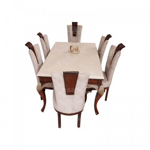 DL Naga Wooden Dining Table