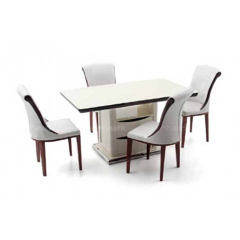 HT DINING TABLE A58 1+4