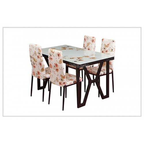 NS Glass Dining Table K-45