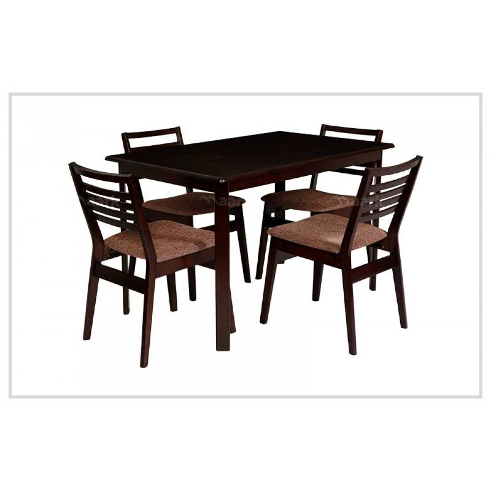 Piko Four Seater Wooden Dining Table