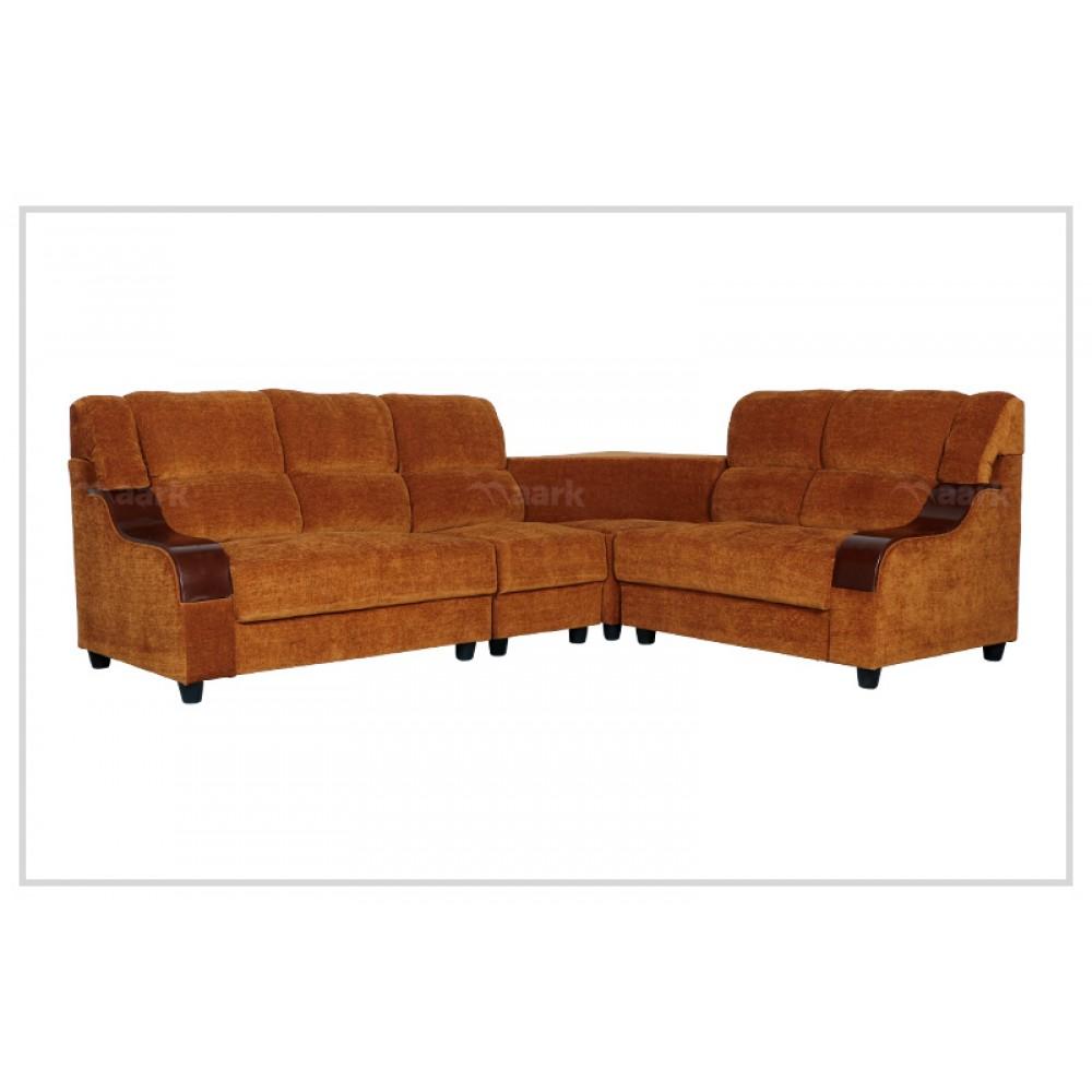 Professor 2+2+1+Corner Sofa