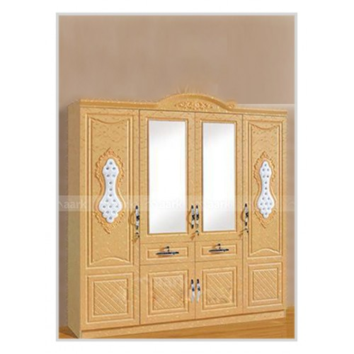 Sandal Four Door Wooden Wardrobe