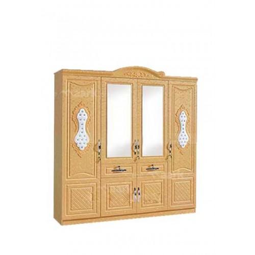 Sandal Four Door Wooden Wardrobe