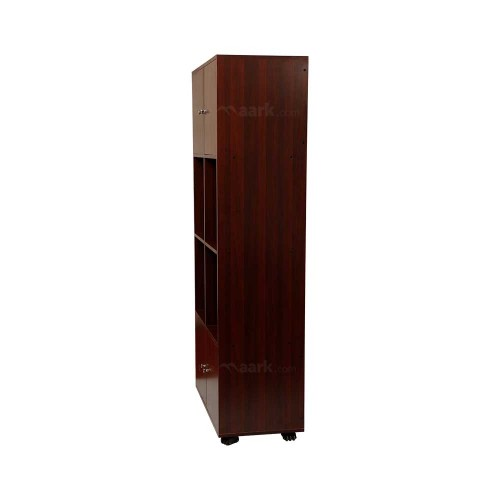 Sarva Wooden Bookshelf-1