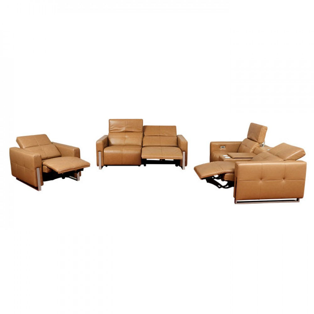 SHOP DUAL AUTOMATIC RECLINER SOFA ONLINE AT BEST RATE