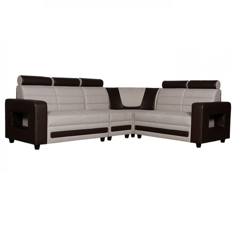 Magna 2+2+1+Corner Sofa