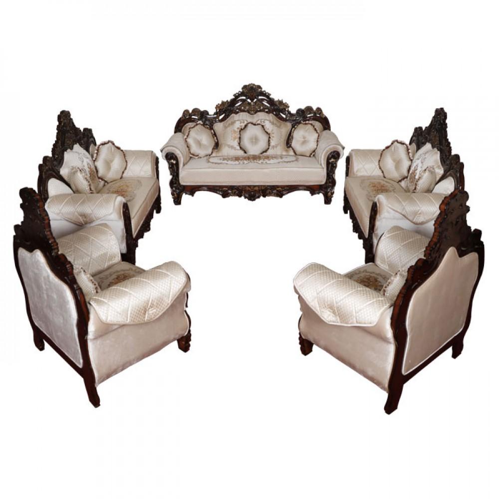Maharaja 3+2+2+1+1 Royal Sofa
