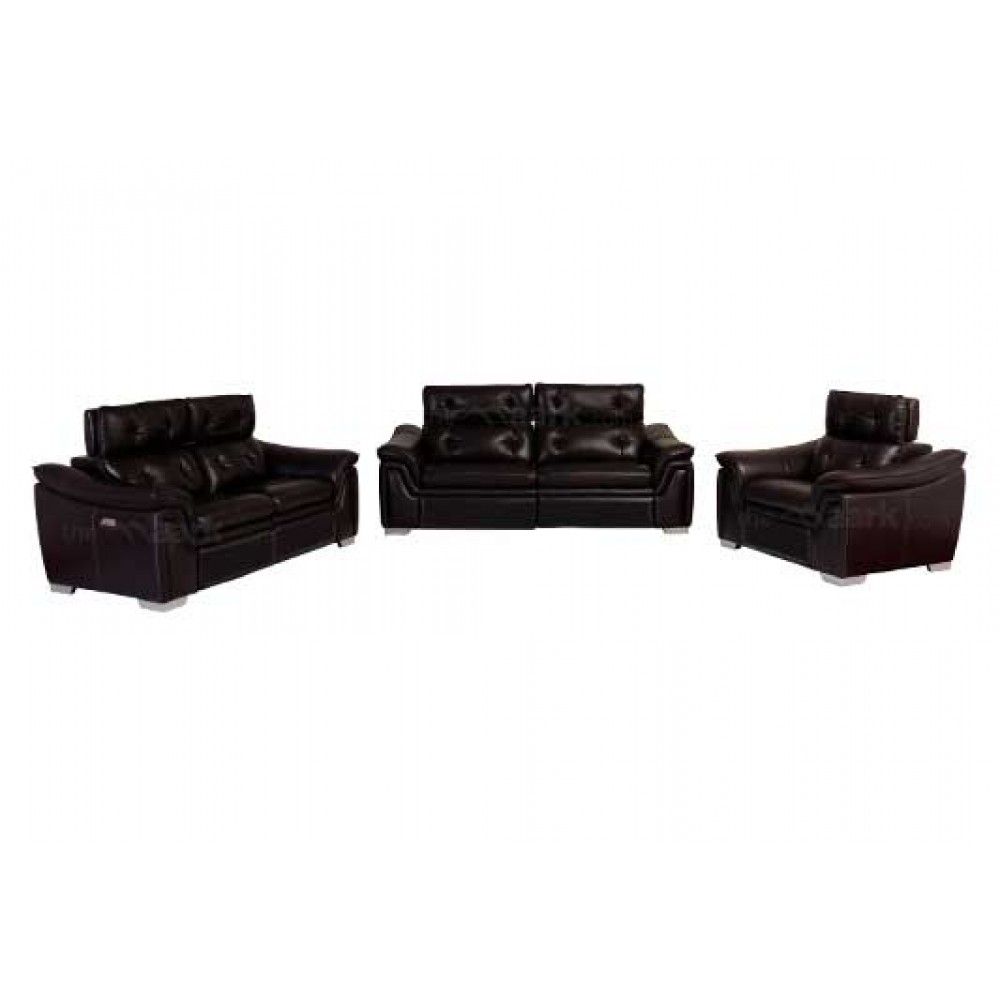 BUY BEST QUALITY AUTOMATIC RECLINER LEATHER SOFA SET ONLINE