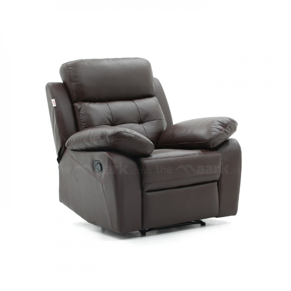 PREMIUM LEATHER RECLINE SINGLE SEATER ONLINE UP TO 60% OFF