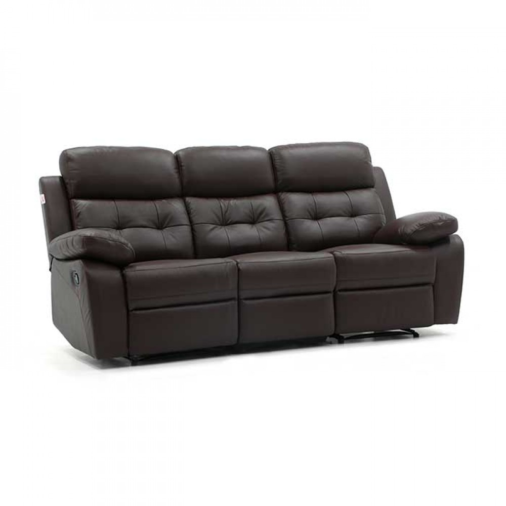 BUY BEST OFFER RECLINER THREE SEATER ONLINE AT AFFORABLE PRICE