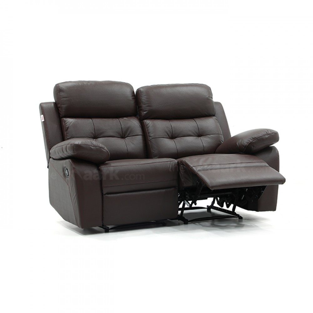 BUY LOVE SEATES TWO SEATER RECLINER SOFA IN ONLINE SHOPPING