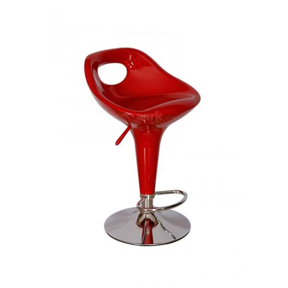 STYLISH BARSTOOL RED COLOR