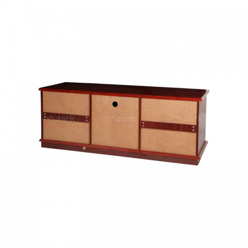 Wooden TV Unit in Brown Color