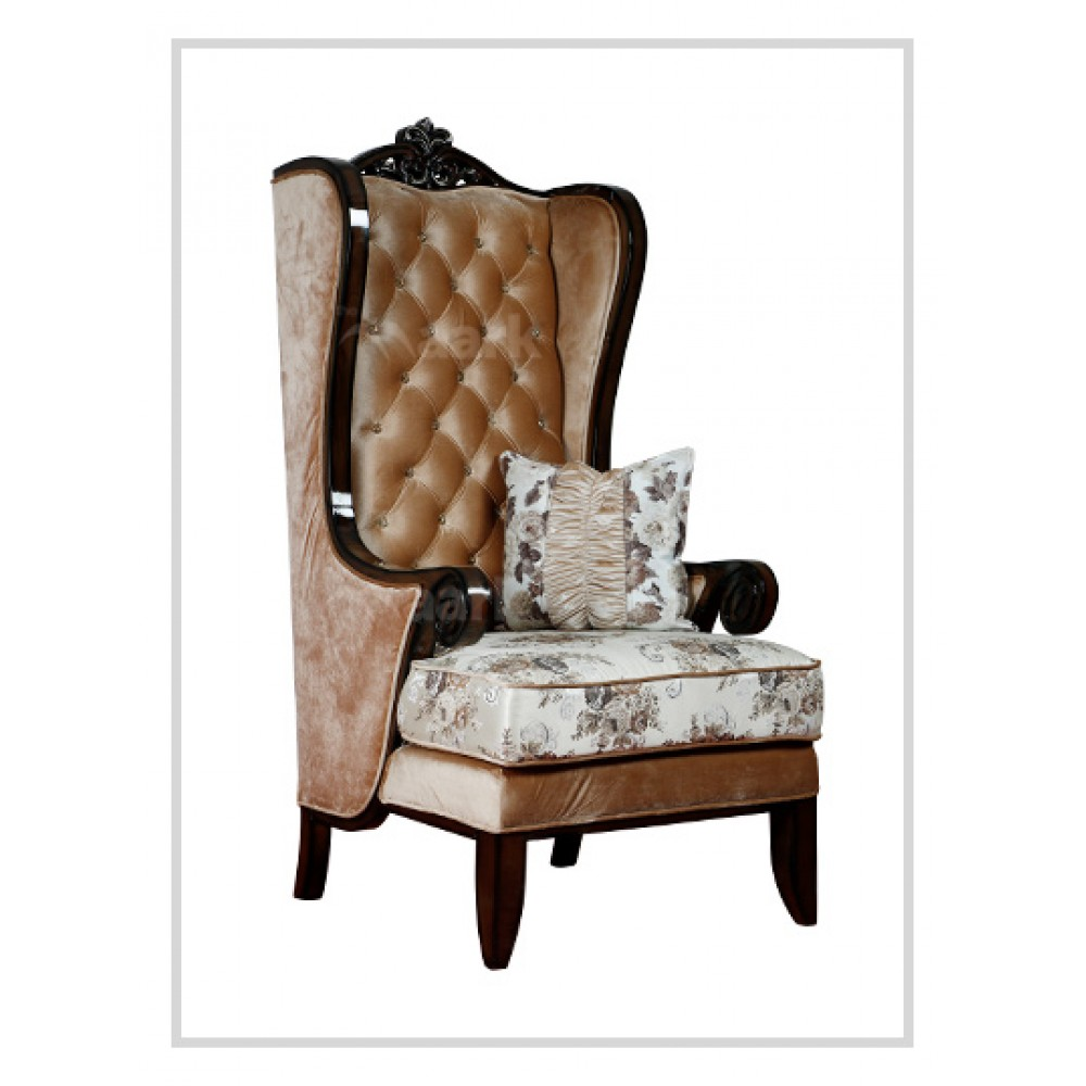 Wings Palace Single Seater Sofa