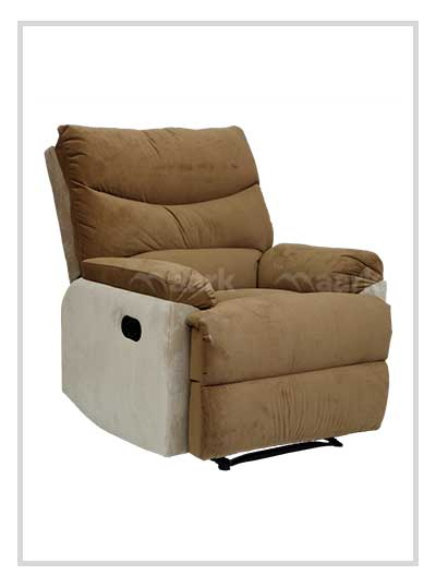 Emila Manual Recliner Sofa