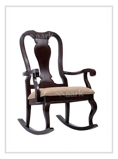 Atticus Wooden Rocking Chair