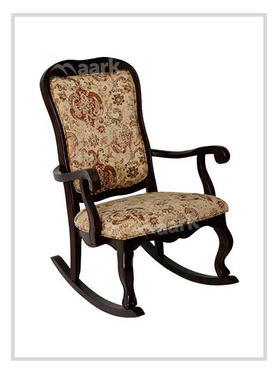 Segur Wooden Rocking Chair