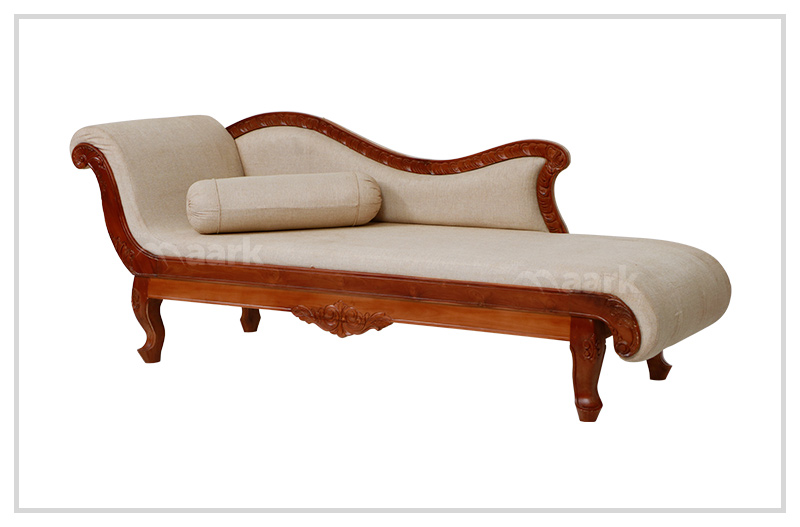 Side Wooden Divan Sofa Bed