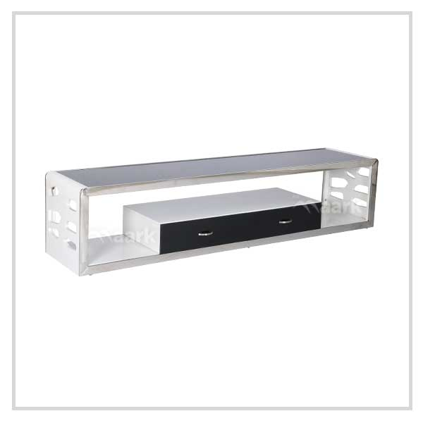 Black and White TV Unit