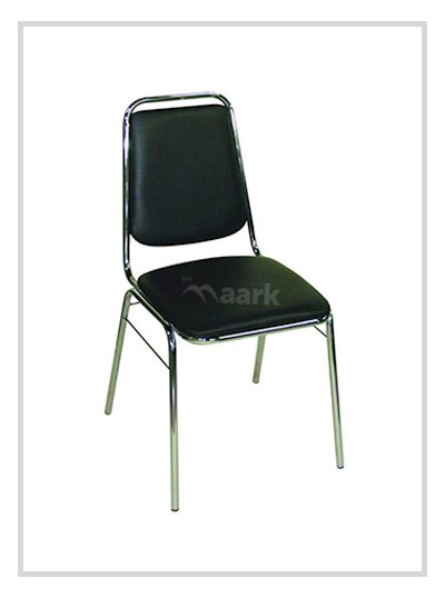 Comfort Black Visitor Chair