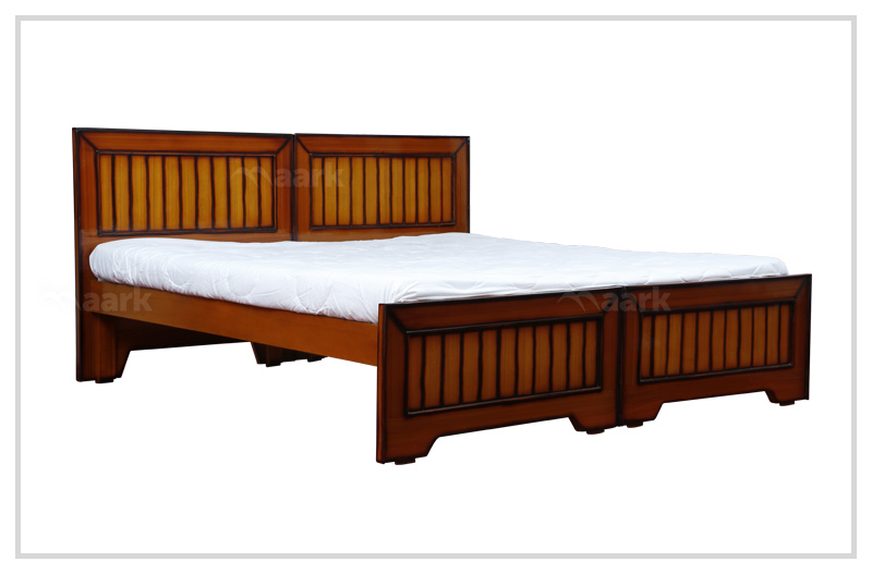 MK BED GROOVE KING COT