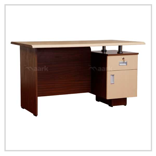 Ducknose Wooden Office table