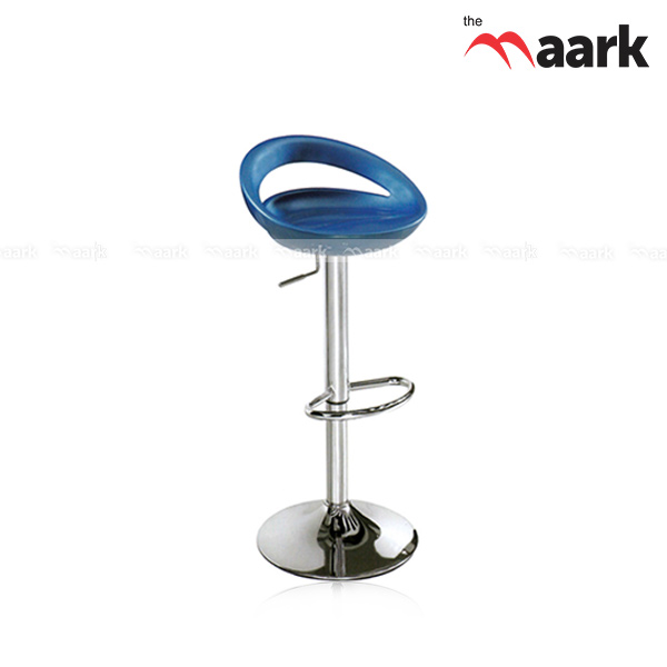 Comfort Seater BarStool - Blue Color