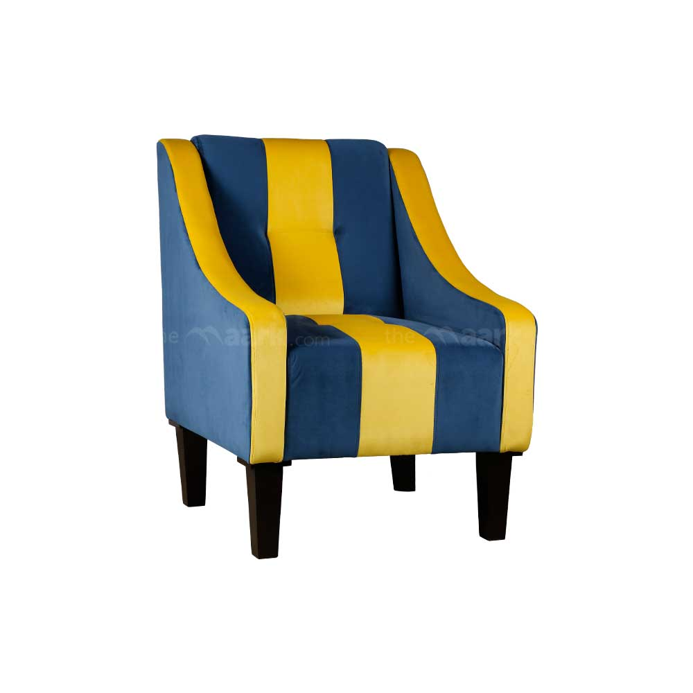 MK-QUEEN-SINGLE SOFA CHAIR