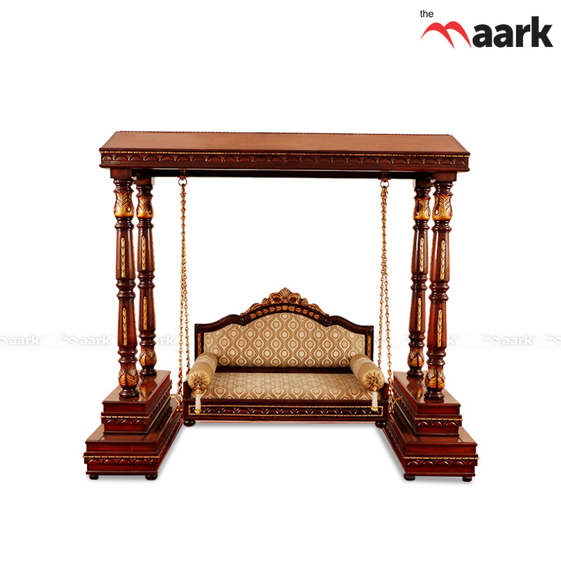 Wooden Grand Swing-Teak Wood