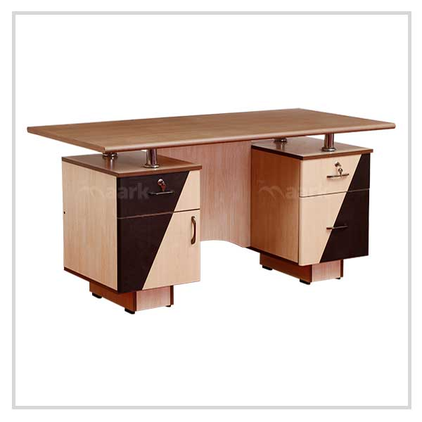 Postforming Office table