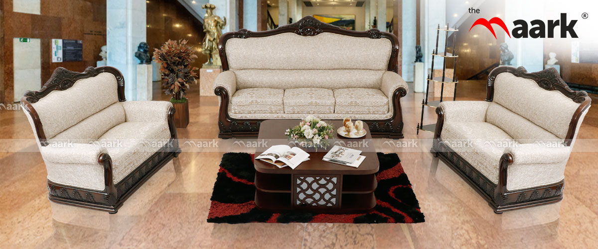 Vicenza Classic Simply Set Sofa